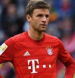 Bayern Munchen Kemasukan Tiga Gol, Thomas Muller Keluhkan Lini Depan