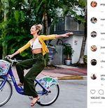 Sehat ala Model Victoria's Secret Candice Swanepoel