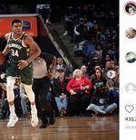Giannis Antetokounmpo Diprediksi Bakal Raih Gelar MVP NBA 2020