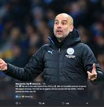 Nasihat Pep Guardiola untuk Pemain Muda Manchester City