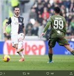 Hasil Juventus vs Cagliari: Cristiano Ronaldo Bawa Juventus Rebut Puncak Klasemen Sementara