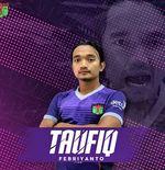 Man of The Match Persita vs Bali United: Taufiq Febriyanto