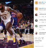 Tim Pelatih LA Lakers Belum Jalani Tes Swab Covid-19