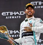 Hamilton dan Mercedes Saling Membutuhkan, Wolff Yakin Negosiasi Lancar
