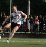 Melvin Platje Berjanji Akan Kembali demi Bantu Bali United di Piala AFC 2021