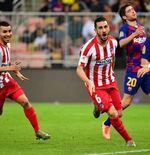 Jadi Korban Barcelona vs Atletico Madrid, Koke Absen di Final Piala Super Spanyol