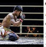 Rodtang Jitmuangnon Pertahankan Gelar Juara Dunia Muay Thai