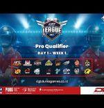 Klasemen Dunia Games PUBG Mobile Pro Qualifier League Hari Kedua Pekan Keenam