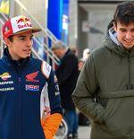 Alex Marquez Andalkan Sang Kakak untuk Menaklukkan Repsol Honda