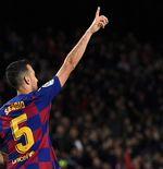 Kisah Pelatih Anyar Barcelona Pernah Minta Jersey Sergio Busquets