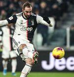 2 Penentu Nasib Gonzalo Higuain di Juventus: Liga Champions dan Maurizio Sarri