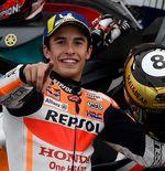 Marc Marquez Rayakan Ulang Tahun dengan Motocross