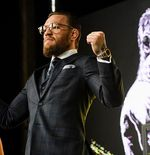 Conor McGregor Makin Kaya Usai Jual Perusahaan Wiski Miliknya