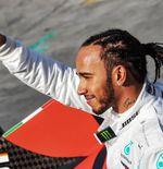 Enggan Bahas Kontrak, Lewis Hamilton Sebut Persaingan Tim Papan Tetap Sama