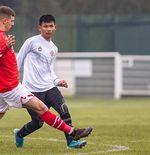 Garuda Select Rasakan Perbedaan Gaya Main Tim Inggris dan Italia