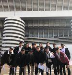 Libur Latihan, Pemain Garuda Select Tonton AC Milan di San Siro