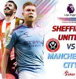 Prediksi Pertandingan Liga Inggris, Sheffield United vs Manchester City