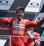 Danilo Petrucci Ogah Jadi Unggulan di GP Qatar