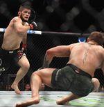 Duel Khabib Nurmagomedov vs Tony Ferguson Bakal Berlangsung Tertutup