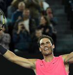 Australia Open 2020: Langkah Rafael Nadal Masih Mulus