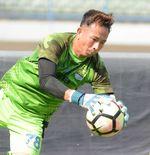 Kesiapan dan Harapan Kiper Persib Terkait Piala Menpora 2021