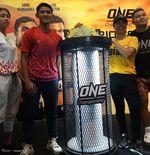 ONE Championship dan PSSI Jalin Kerja Sama