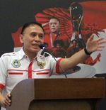 PSSI Pastikan Indra Sjafri Tak Berhak Tentukan Skuad Timnas
