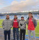 Trial di Deportivo Alaves, Dua Pemain Muda Persija Berkembang Pesat