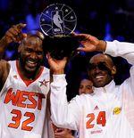 5 Center Terbaik NBA Versi Shaquille O'Neal: Tempatkan Dirinya di Peringkat Keempat