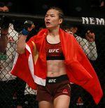 Sejak Duel UFC 248, Zhang Weili Masih Terjebak di Las Vegas