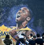 Kobe Bryant Masuk Daftar Finalis Basketball Hall of Fame Class of 2020