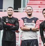 Kiper Madura United Fokus S2 di Tengah Ketidakjelasan Liga 1 2020