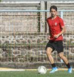 Gavin Kwan Adsit Mulai Bosan Tak Ada Pertandingan Liga 1 2020