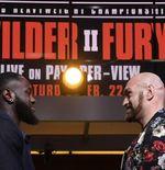 Promotor Jamin Akan Ada Duel Ketiga Deontay Wilder vs Tyson Fury