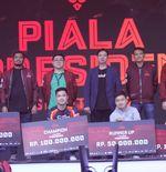 Luncurkan Teaser, Piala Presiden Esports 2021 Akan Segera Digelar