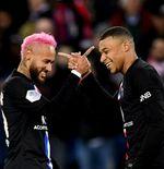 VIDEO: Wawancara Dua Bintang PSG, Neymar dan Kylian Mbappe