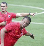 Pelatih Persija Pamit, Putuskan Pulang ke Brasil