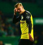 DFB-Pokal: Erling Haaland Tajamkan Rekor, Borussia Dortmund Tersingkir