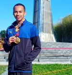 Atlet Lompat Jauh Sapwaturrahman Ingin Susul Lalu Muhammad Zohri