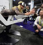 Icaros, Perpaduan Olahraga dan Virtual Reality