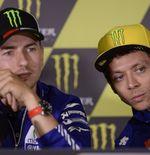 Valentino Rossi dan Jorge Lorenzo Duet yang Berisiko