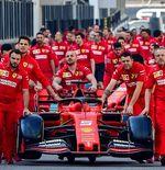Harapan Bos Scuderia Ferrari Jelang Peluncuran Tim di Italia