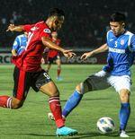 Hasil Pertandingan Piala AFC 2020: Bali United Lumat Than Quan Ninh