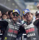 Manajer Petronas Yamaha SRT Beberkan Peningkatan Performa Quartararo dan Morbidelli