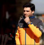Carlos Sainz Merasa Serial F1 di Netflix Sedikit Berlebihan