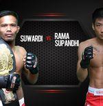 One Pride MMA: Suwardi dan Jeka akan Berusaha Pertahankan Gelar
