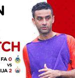 Piala Gubernur Jatim 2020: Man of the Match Sabah FA vs Persija