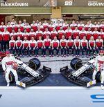 Profil Tim F1 2020: Alfa Romeo Racing Orlen