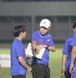 TC Pertama, Shin Tae-yong Sebut Pemain Tak Tunjukkan Level Timnas