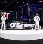 Profil Tim F1 2020: Scuderia AlphaTauri Honda